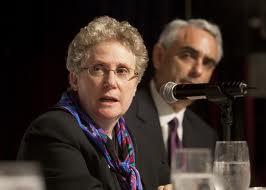 Abby Cohen, analista financiera de Goldman Sachs