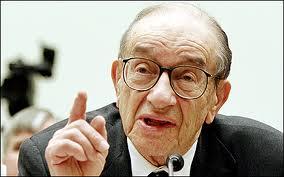 Alan Greenspan, el principal culpable de la crisis