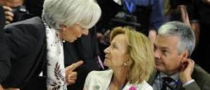 """La ex ministra de Finanzas francesa resaltó la importancia de la """"rápida"""" aplicación del incremento de cuota de los países miembros aprobado en 2010."""