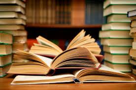 Los libros -  Las bibliotecas